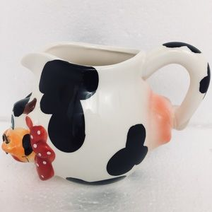 Other - Creamer Cup. Cow Style. Kitchen Decor.
